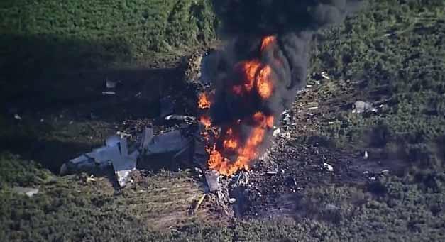 Death, Plane Crash, US, Army