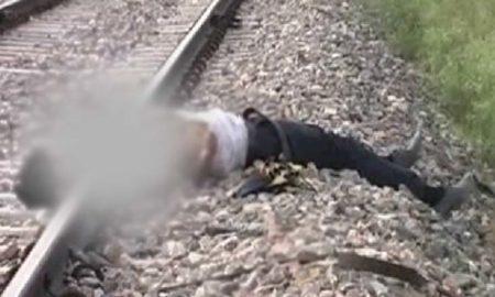 Corpse, Railway Line, Police, Investigation, Rajasthan