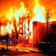 Fire, Building, Johannesburg, Death