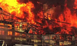 Fire, Houston Area Apartment, Death, Missing, Loss