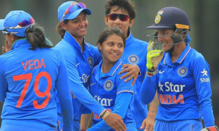 Indian Women, Hat Trick, Winning, Pakistan, Cricket
