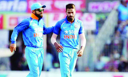 Virat Kohli, Hardik Pandya, Indian, Cricket, Batsman
