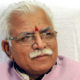 Finish, Corruption, Jobs, Manohar Lal Khattar, Government, Haryana
