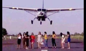 Model, Stunts, Airstrip, DGCA, Order, Investigate, Violation