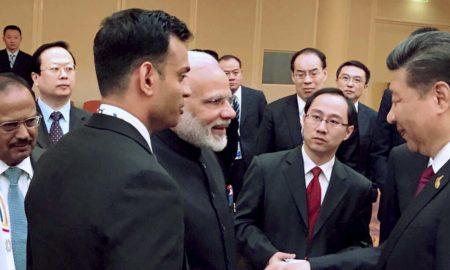 Narendra Modi, Xi Jinping, Terrorism, Stress
