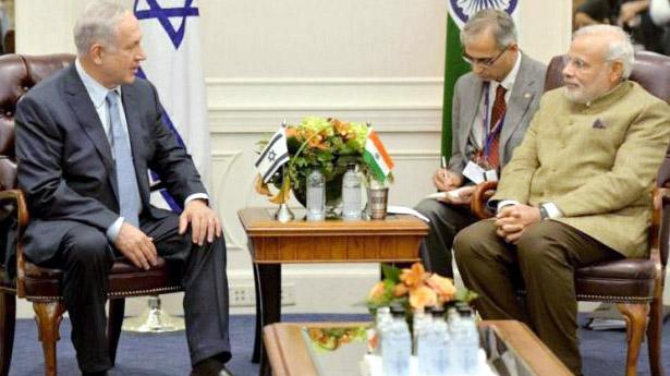 Narendra Modi, Blog, Israel Visit, Terrorism