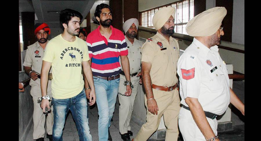 Nabha Jail Break Case, Accused, Court, Hearing, Punjab