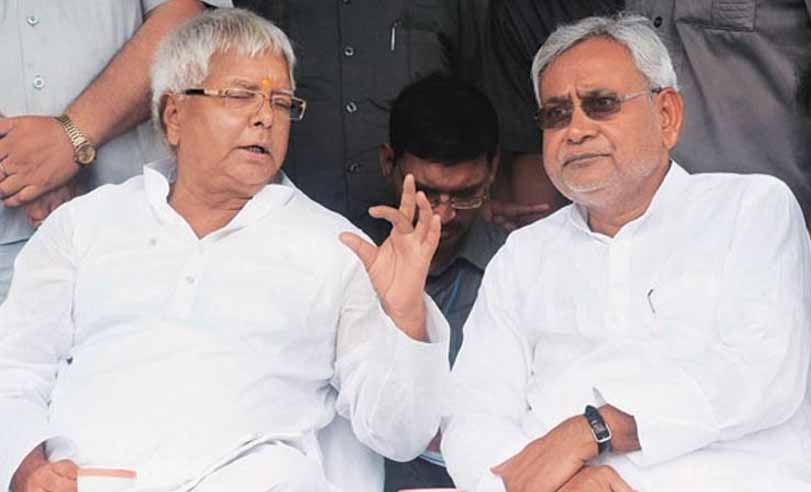 Cracks, Major Alliance, Bihar, Corruption, Election, Government