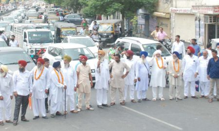 Families, Freedom Fighters, Road, Government, Punjab
