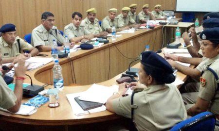 Policemen, Instructions, Crime, Crime Meeting, Rajasthan
