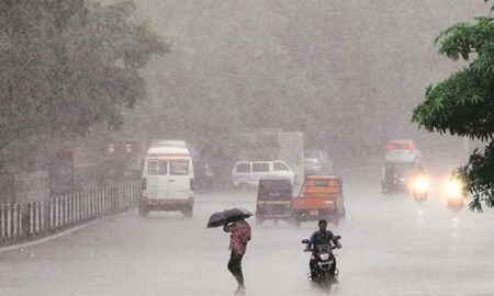 Heavy Rain, Warning, Rivers, Weather Department