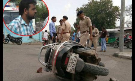 Robbery, Diamond, Surat, Million, CCTV, Police