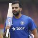 India, Test Team, Cricket, Declared, Rohit Sharma