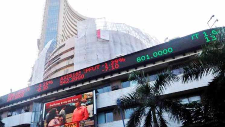 Sensex, Record, Crosses, Points, Inflation, Share Market