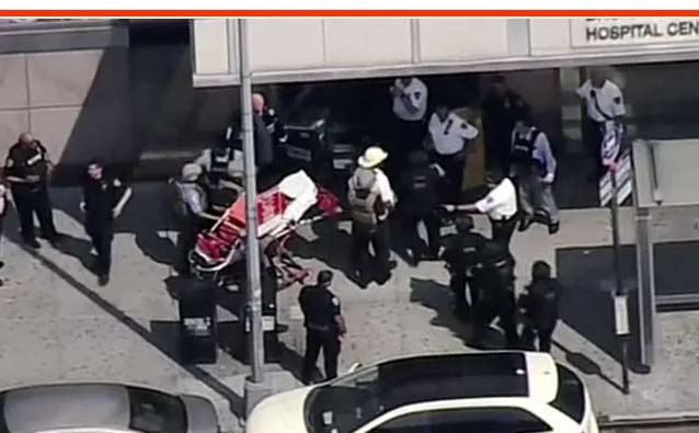 Gunman, Killed, Doctor, New York, Injured, Hospital