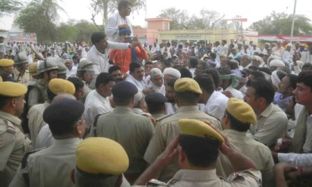 Farmers, Strike, Demand, Construction, Rajasthan