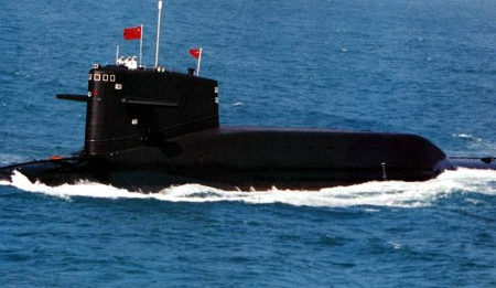 Chinese, Border, Submarines, Deployments, Indian Ocean, World War