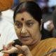 Sushma Swaraj, India, Ready, Visa, Pakistani Women, Tweet, Sartaj Aziz