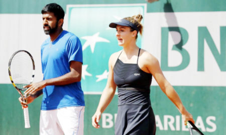 Indian, Challenge, Rohan Bopanna, Defeat, Tennis