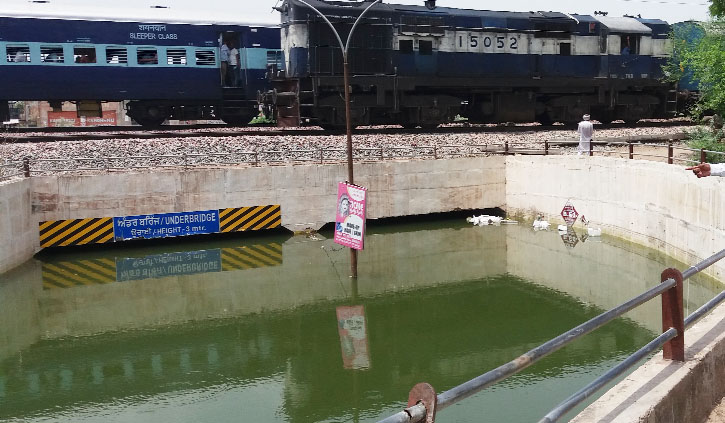 Demand, Solution, Problem, Traffic, Under Bridge, Punjab