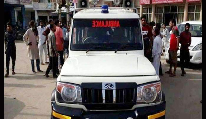BJP Leader, Ambulance, Patient, Death, Haryana