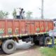 Road Accident, Sparking, Truck, Scooty, Fire, Student, Punjab