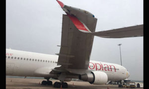 Wing, Aircraft, Collide, IGI