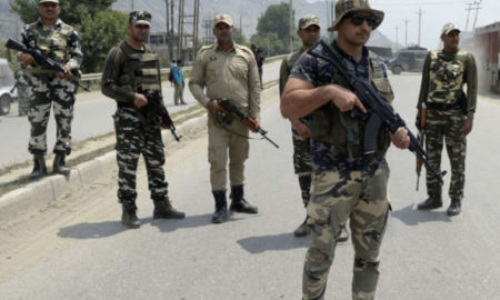 Terror Attack, Army Convoy, Indian Army, Panic, Soldier
