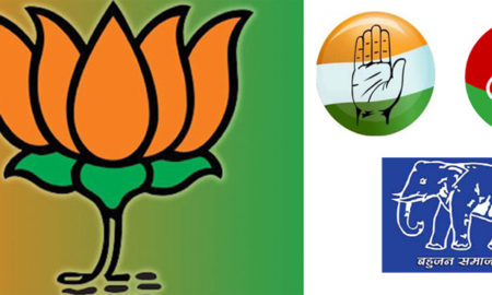 Increasing, BJP, Opposition, Political