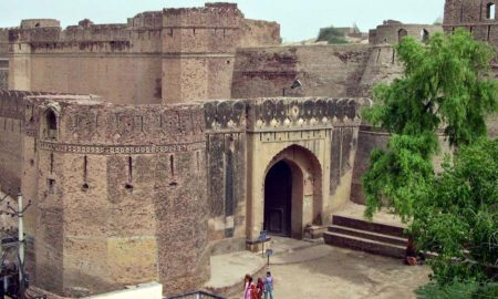 Bad Condition, Historic, Bhatner Fort, Tourism, Rajasthan