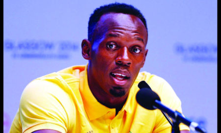 Usain Bolt, Athletics, Doping, Warning, Game