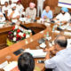 Captain Amarinder Singh, Truck Union, Cabinet Meeting, Punjab