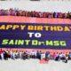 Record, Dera Sacha Sauda, Candy Mojok, Gurmeet Ram Rahim, Birthday Celebration
