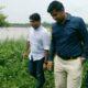 DC, Inspection, Villages, Beas River, Punjab