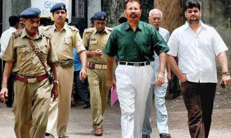 DG Vanzara, CBI Special Court, Sohrabuddin Case, Jail