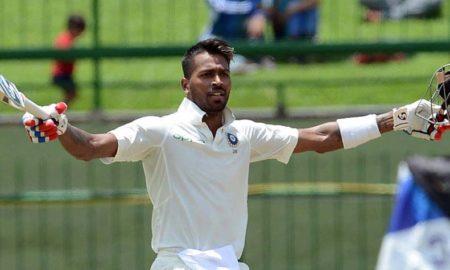 Hardik Pandya, Record, Test Match, Cricket
