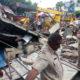 Death, Building Collapse, Heavy Rain, Haryana