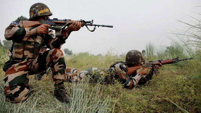 Encounter, Hizbul Militants, Indian Army, Died, Soldier, J&K