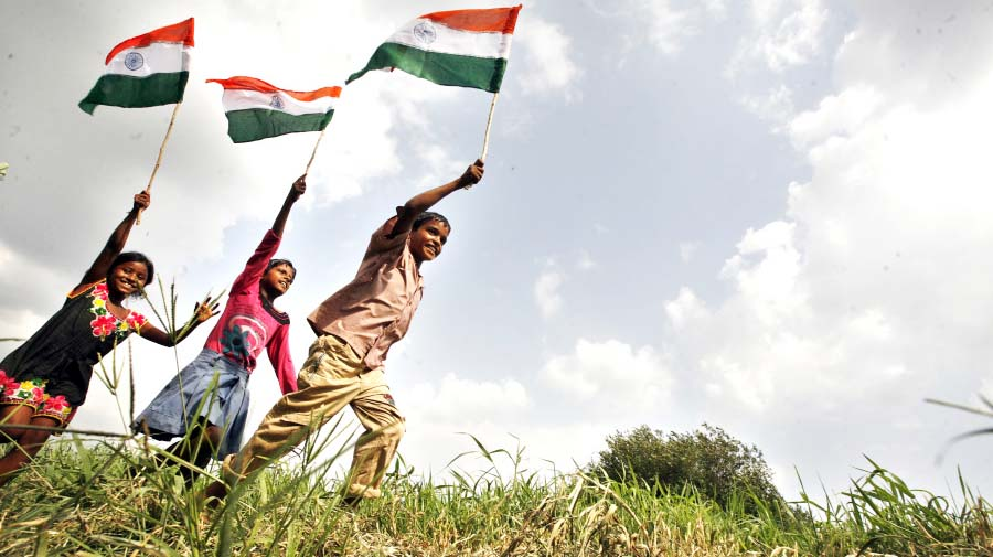 Honesty, Goodwill, Unity, Independence Day, India