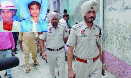 Suicide, Murder, Crime, Upset, Police, Punjab