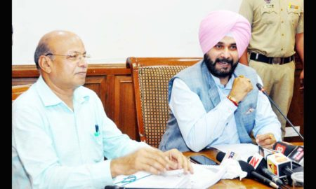 Announcement, Effective, Advertising Policy, Navjot Singh Sidhu