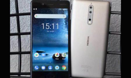 Nokia 8, Launch, Android Smartphone, Powerful, HMD Global