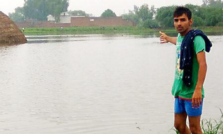 Rain, Problem, Villagers, Farmer, Haryana