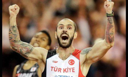 Ramil Guliyev, Win, Gold Medal, World Athletics Championships
