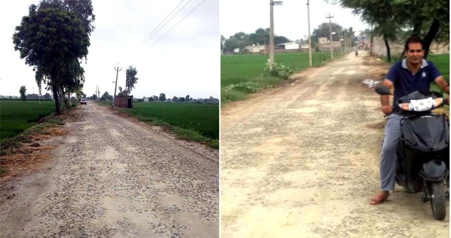 Halted Work, Elections, Villagers, Problem, Punjab