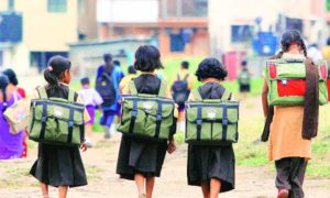 Selection, Government Schools, Districts, Student, Haryana