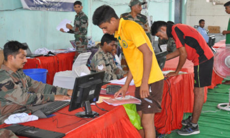 Army, Recruitment, Race, Physical Test, Rajasthan