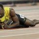 Usain Bolt, Farewell, Race, Hamstring Strain