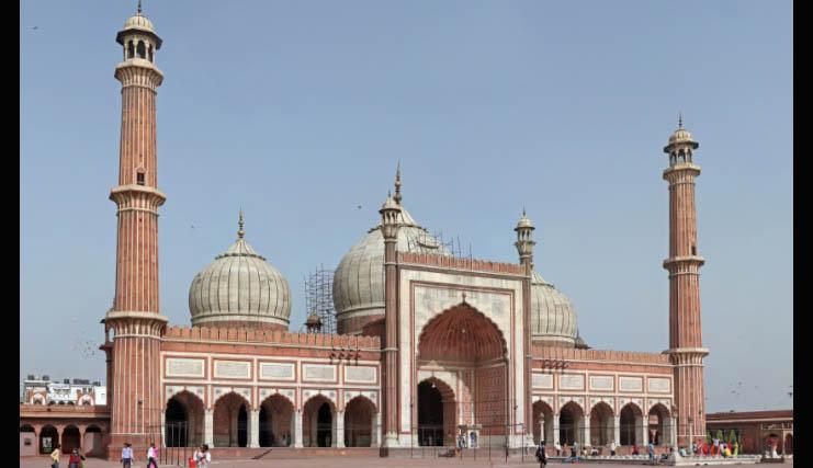 Jama Masjid, Terrorists, Independence Day, Security, CCTV