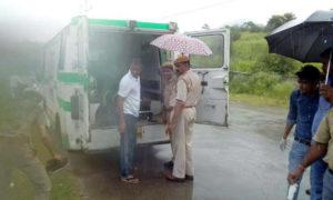 Murder, Dead Body, Foreigner, Deserted Place, Police, Rajasthan